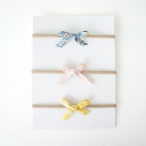 Baby Headband Bow Seamless (BHB8132)