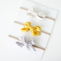 Baby Headband Bow Seamless (BHB8133)