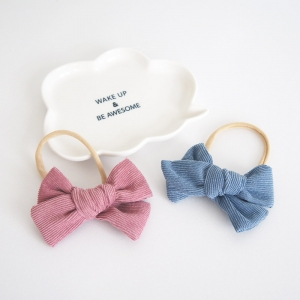 Baby Headband Bow Seamless (BHB8250)