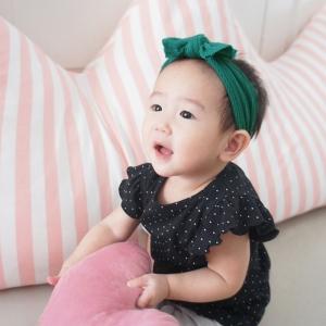 Baby Headband Bow (BHB8251)
