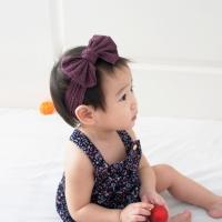 Baby Headband Bow Shimmer (BHB8285)