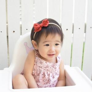 Baby Headband Bow Seamless (BHB8295)