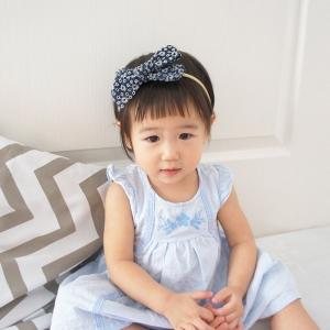 Baby Headband Bow Seamless (BHB8302)