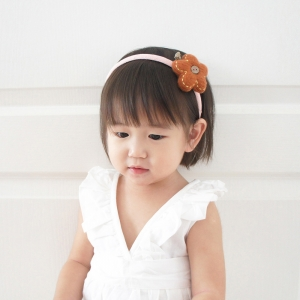 Girl Hairband Floral (GHB8350)