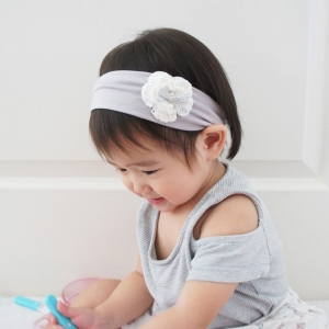 Baby Headband Cotton (BHB8305)