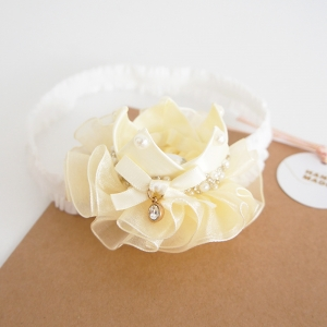 Baby Headband Crown Beads (BHB8310)