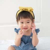 Baby Headband Bow Whorl (BHB8286)