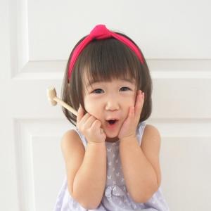 Baby Headband Basic Knot (BHB8299)