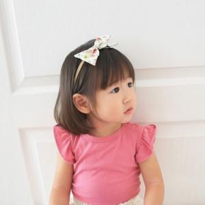 Baby Headband Bow Seamless (BHB8386)