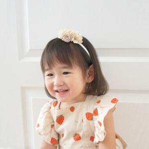 Baby Headband Floral Seamless (BHB8387)